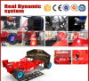 Racing Car Game Machine Car Driving Simulator with Electric Servo Motor