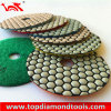 Diamond Dry Polishing Pads for Grinding Stone