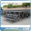 Folding Stage Steps Portable Stage with Stairs