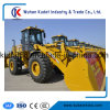 5000kgs Front Wheel Loader with LNG Engine