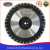 500mm Laser Welded Diamond Saw Blades for Asphalt Cutting