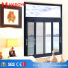 Villa Aluminum Frame Sliding Window with Double Glass