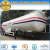 ASME 45-50 Cbm M3 LPG Tank Trailer 25t Tons LPG Tanker Price