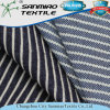 Soft Cotton Polyester Knitting Knitted Denim Fabric for Pants