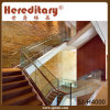 Frost Glass Balustrade / Stair Handrail for Apartment Concrete Stairs (SJ-H4000)