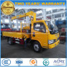 6 Wheels Truck with Crane 4t Crane Truck 5t Price