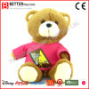 Stuffed Teddy Bear in Shirt Soft Bear Plush Toy for Kids/Children