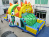New Design Exciting Inflatable Slide