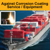 High Traction Coatings for Shipping Containers / Anti Corrosion Salt Errosion Coating for Marine Ships Cargos Spraying Equipment / Services