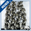 Carbon Steel Black Coated Lifting Chain with Hook for Hoist