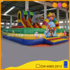 Cartoon and Interesting Inflatable Clown Circus Fun City for Sale (AQ0169)