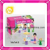 Mini Funny Block Set Outdoor Table Toy