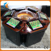 Casino Equipment Vending Machine Metal Roulette Rotating Games Table