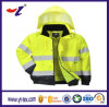Hi Vis Safety Protective Waterproof Flame Retardant Jacket