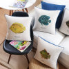Inexpensive Cotton Linen Outside Pillows for Gift