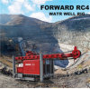 Forward Full Hydraulic Top Drive Water Well Drilling Machine