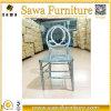 Wholesale Crystal Yellow Phoenix Acrylic Wedding Chairs