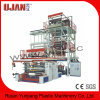 Three Layer Coextrusion Film Blowing Machine, with Automatic Winder, Haul-off Rotary