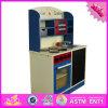 2016 Top Fashion Kids Wooden Kitchen Playsets Toy W10c012