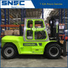 China Quality 10ton Diesel Forklift with Cabin for Sale