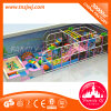 Plastic Playground Material and Indoor Playground Type Ommercial Children Indoor Playground