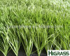 Higrass Durable Artificial Soccer Grass with Stem Yarn