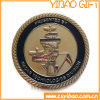 High Quality Metal Air Force Coin with Gold Plated (YB-c-037)