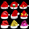 2017 Hot Chirstmas Hat for Audults and Kids with Stock