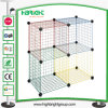 Stacking Wire Cube Set Closet Organizer Bins