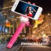 New Monopod Selfie Stick with LED Flashlight (rk-mini4)
