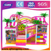 Pink Color Soft Indoor Playground for Kids