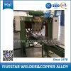 3 Phase Pneumatic Multi Spot Welder for Fin Power Panel Radiator Welding