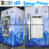Indoor Ice Storage Freezer of 420 Liters Ice Storing