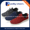 Lace-up Men in China Factory Sport Canvas Shoes