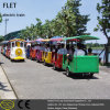 Manufacture Factory Amusement Park Electric Train with 4~6 Carriages