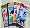 Beautiful Girl Stickers Package Set