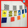 Plastic Rectangle World Cup Bunting Flag
