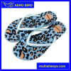 Trendy Leopard-Print PE Outsole Sandal for Men