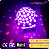 Yuelight 25W RGB 6*3W&3*1W UFO Magic Ball Disco Party Light