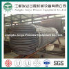 Solvent Regenerator Reboiler Tube Bundle Heat Exchanger Stainless Steel