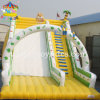 Inflatable Jungle Slide with Animals Inflatable Dry Slide for Sale