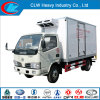Mini Refrigerator Truck for Riz Blanc Longs Grains