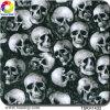 Skull Water Transfer Film Skull Hydrographic Film