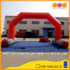 Portable Inflatable Red Arch Tent for Different Commercial Event (AQ5317)
