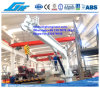 Electric Hydraulic Telescopic Boom Marine Crane