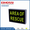 "LED 24VDC AVB Method""Area of Rescue""Sign Hospital Sign"