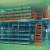 CE Certificated Storage Rack (Steel Mezzanine racking)