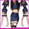 2014 New Arriver Wholesale Lace Two-Piece Evening Dress/Party Dress