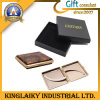 Leather Cover Titanium Alloy Cigarette Case for Promotional Gift(Lswl-Yd108