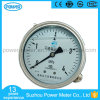 100mm All Stainless Steel with Clamp Lower Connection Pressure Gauge